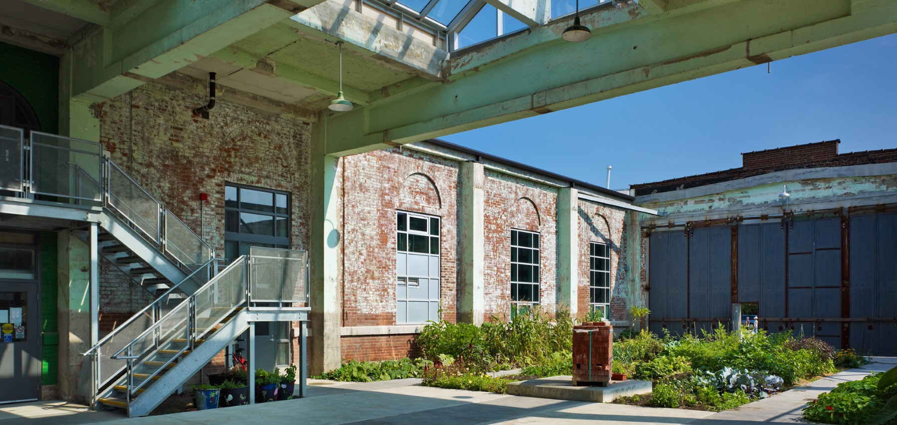 Artscape Wychwood Barns   Blackwell Structural Engineers