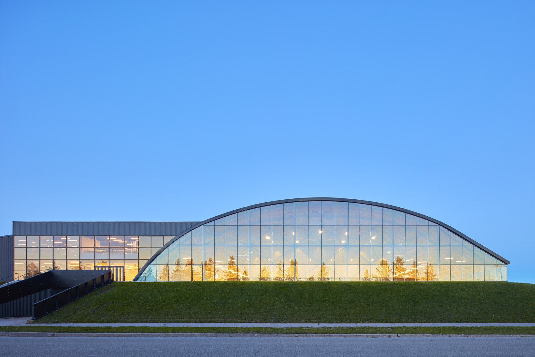 Conestoga College Athletic Facility | Blackwell Structural Engineers